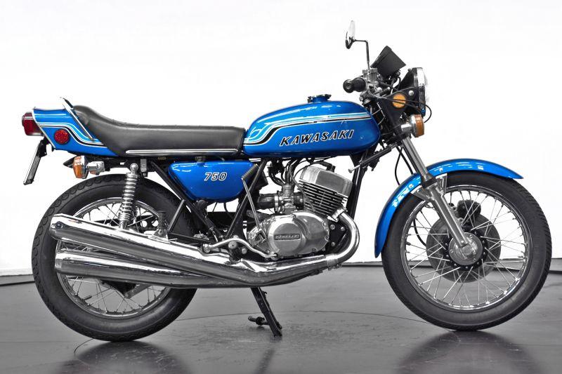 1972 Kawasaki 750 Mach IV 34403
