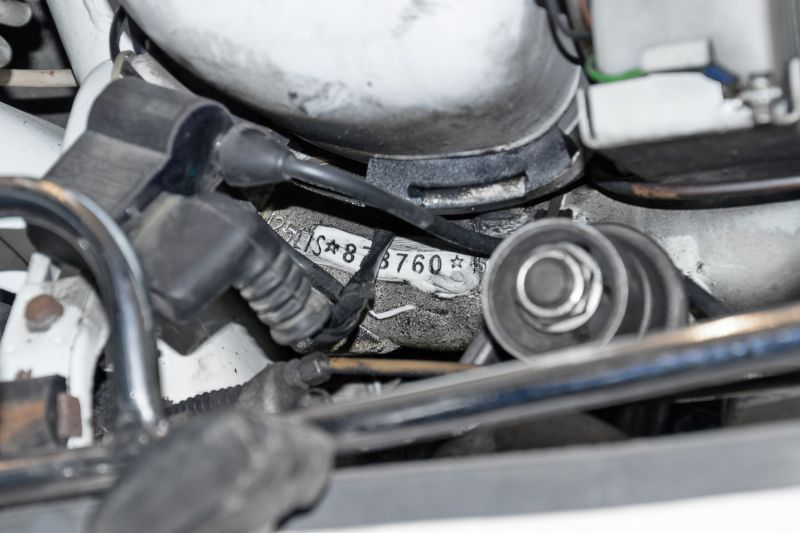 1968 Innocenti Lambretta 125 special 34859