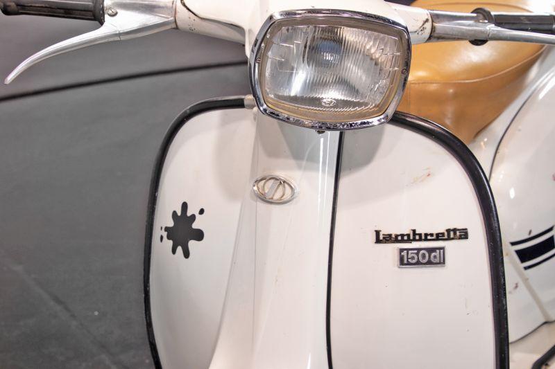1970 Innocenti Lambretta 150 DL 38665