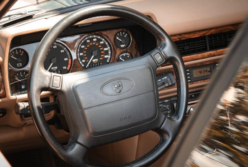 1995 Jaguar XJS Convertible V12 70425