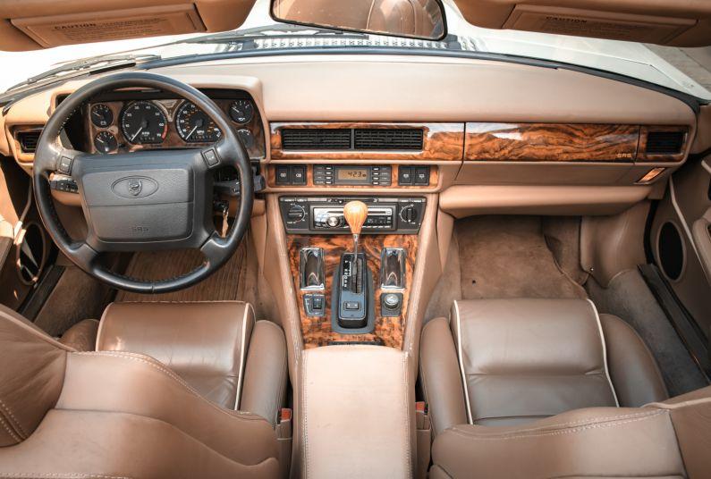1995 Jaguar XJS Convertible V12 70424