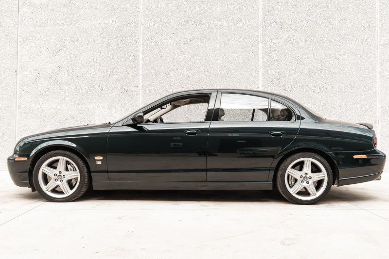 2002 Jaguar S-Type R 4.2 V8 81164