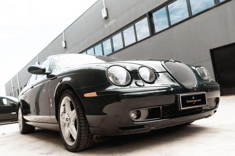 2002 Jaguar S-Type R 4.2 V8 81165