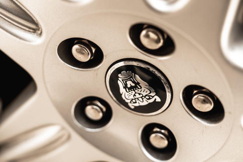 2002 Jaguar S-Type R 4.2 V8 81174