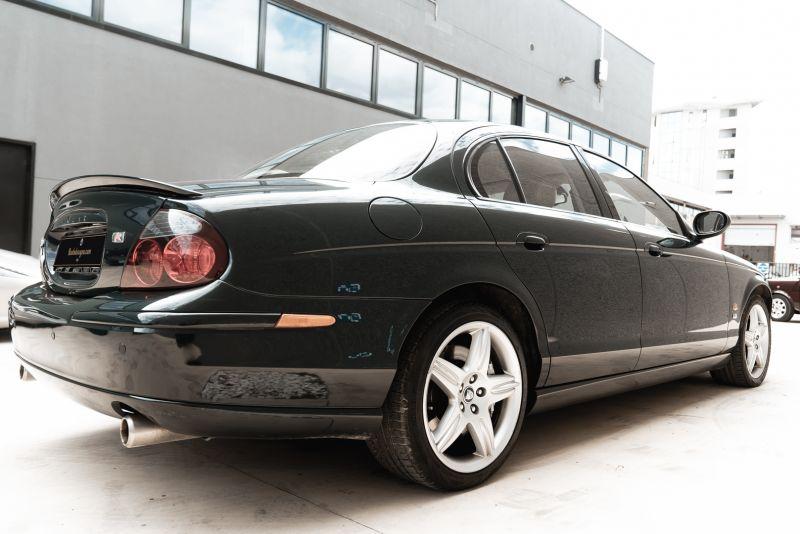 2002 Jaguar S-Type R 4.2 V8 81166