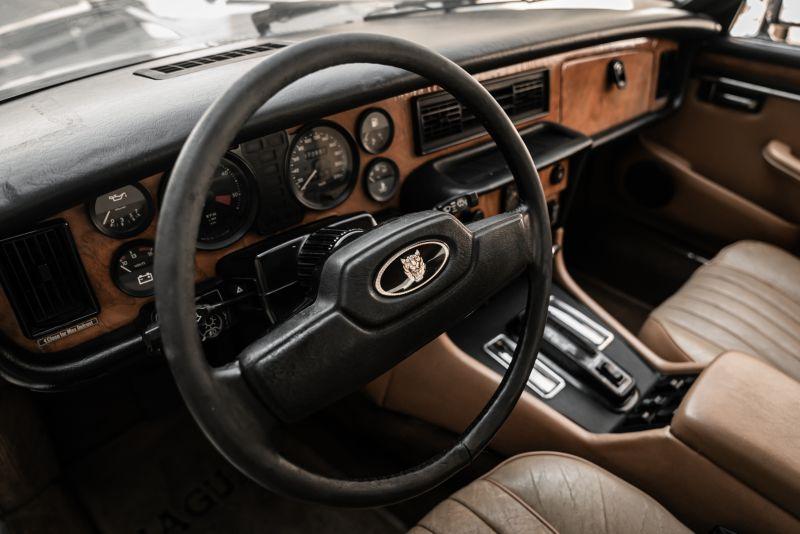 1983 Jaguar XJ6 4.2 Sovereign 80211