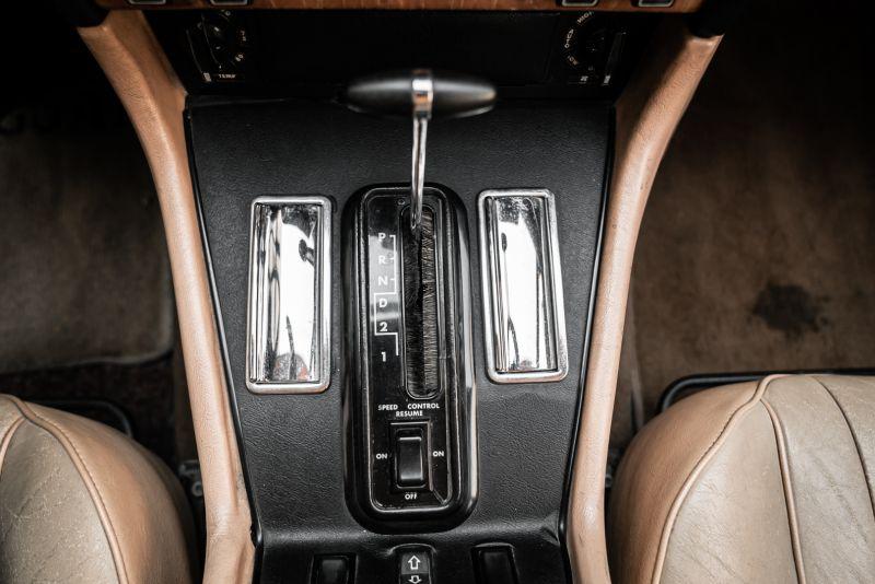 1983 Jaguar XJ6 4.2 Sovereign 80207