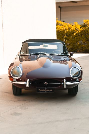 1968 Jaguar E-Type 4.2 Series 1 OTS 75600