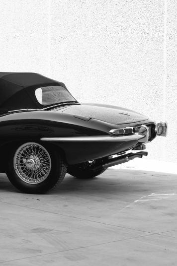 1968 Jaguar E-Type 4.2 Series 1 OTS 75641