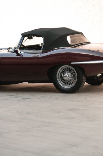 1968 Jaguar E-Type 4.2 Series 1 OTS 75586