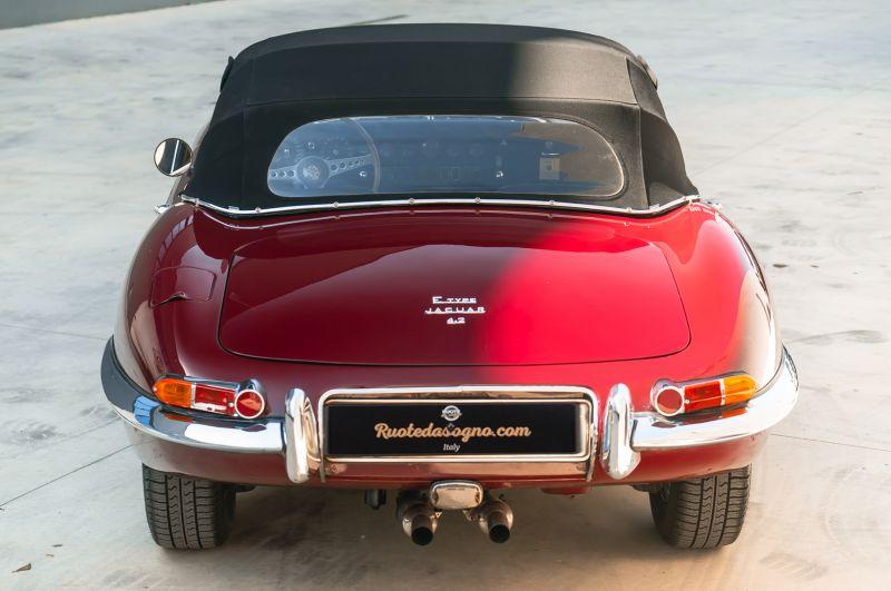 1968 Jaguar E-Type 4.2 Series 1 OTS 75604