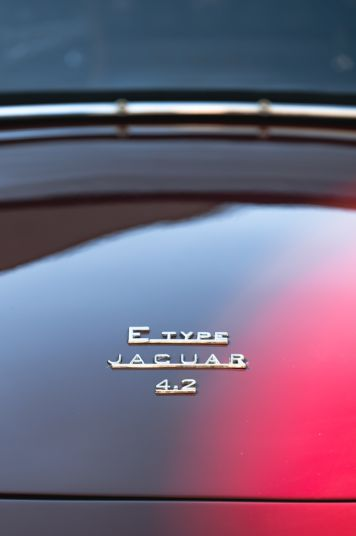 1968 Jaguar E-Type 4.2 Series 1 OTS 75603