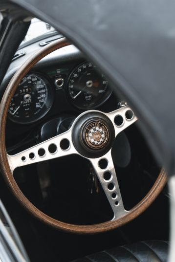 1968 Jaguar E-Type 4.2 Series 1 OTS 75616