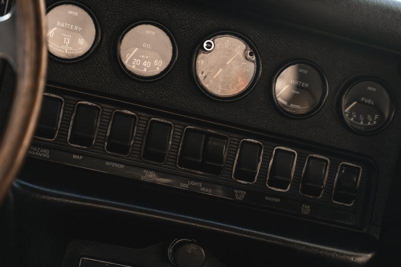 1968 Jaguar E-Type 4.2 Series 1 OTS 75621