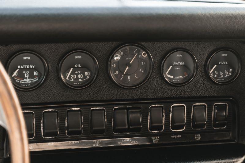 1968 Jaguar E-Type 4.2 Series 1 OTS 75615