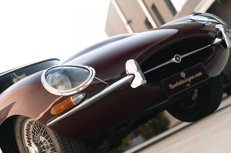 1968 Jaguar E-Type 4.2 Series 1 OTS 75593