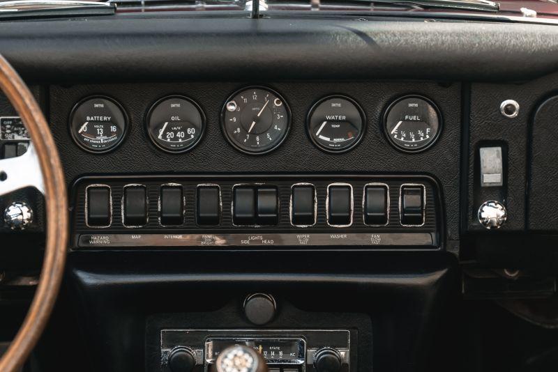 1968 Jaguar E-Type 4.2 Series 1 OTS 75625