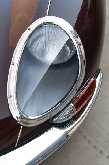 1968 Jaguar E-Type 4.2 Series 1 OTS 75595