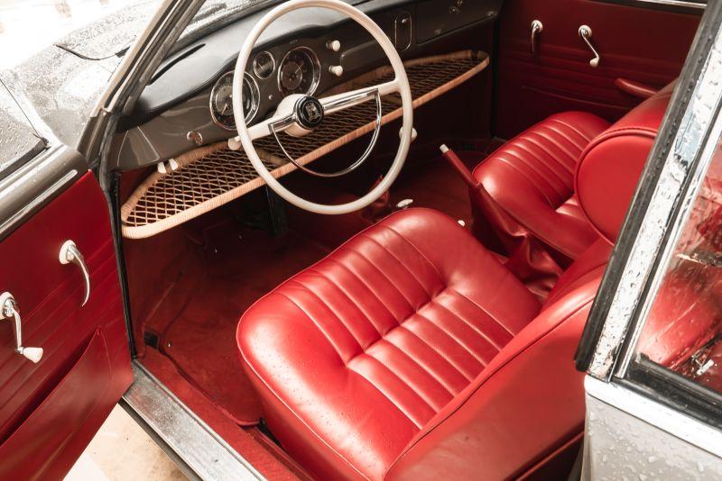 1961 Volkswagen Karmann Ghia 81150