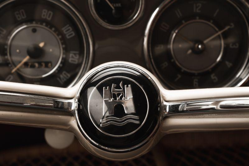 1961 Volkswagen Karmann Ghia 81152