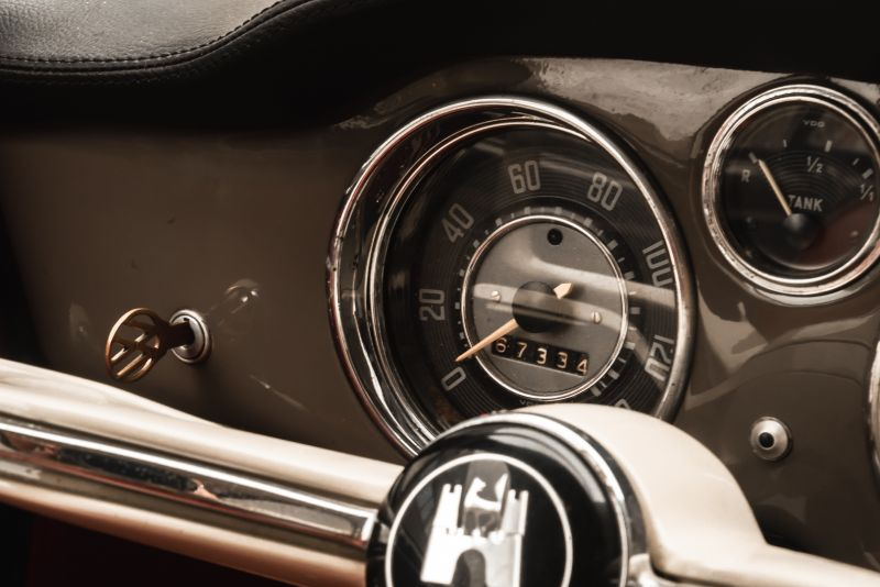 1961 Volkswagen Karmann Ghia 81154