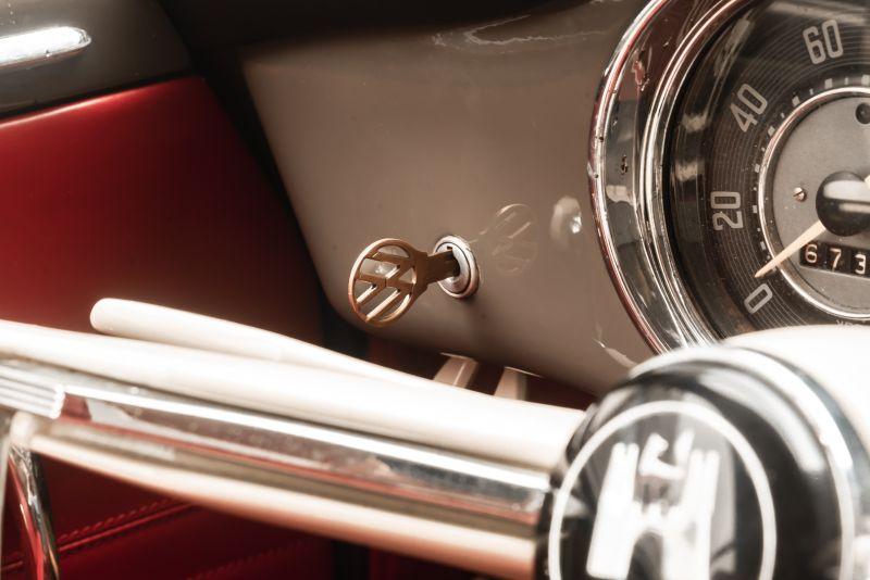 1961 Volkswagen Karmann Ghia 81156
