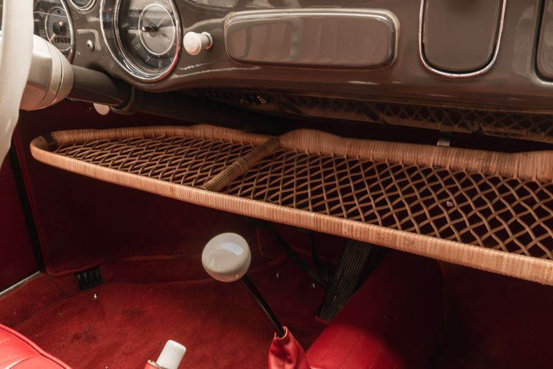 1961 Volkswagen Karmann Ghia 81157