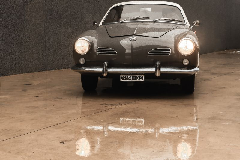1961 Volkswagen Karmann Ghia 81139