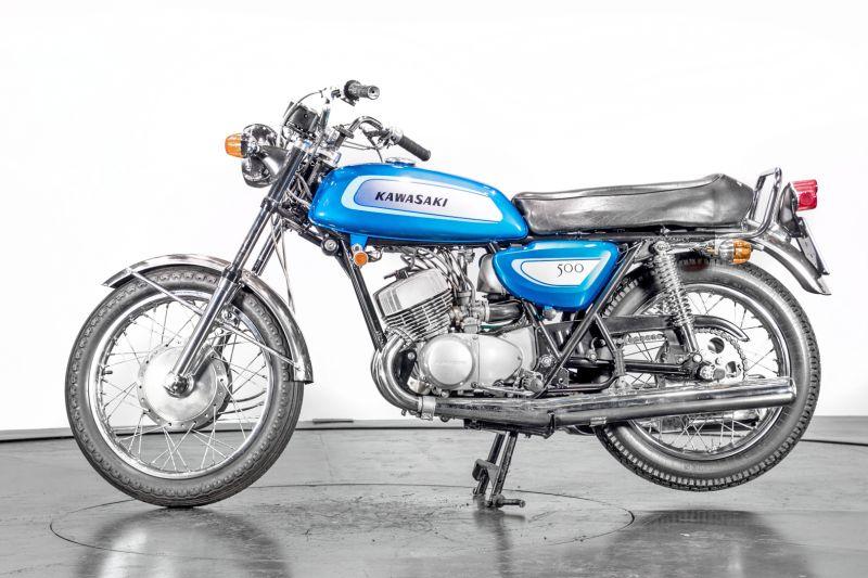 1971 Kawasaki 500 Mach III 71714