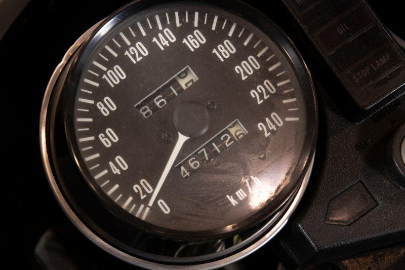 1977 Kawasaki KZ 1000 T00A 74947
