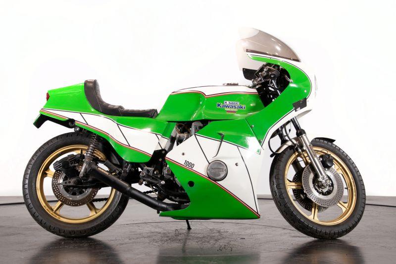 1977 Kawasaki KZ 1000 T00A 74936