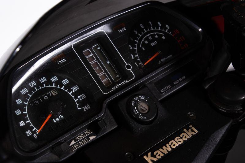 1983 Kawasaki KZ 550 46241