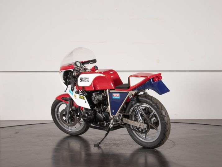 1984 Kawasaki Segoni 750 46336