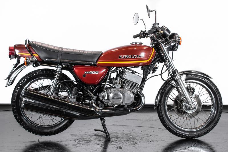 1976 Kawasaki KH 400 MACH III 78849