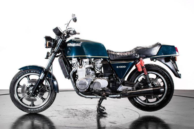 1980 Kawasaki Z 1300 81929