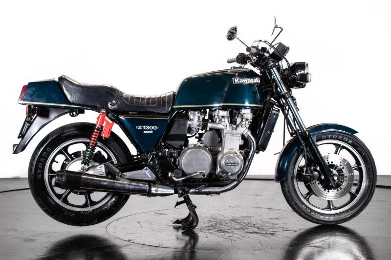 1980 Kawasaki Z 1300 81930