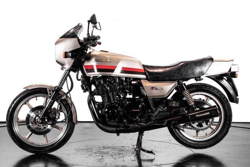 1983 Kawasaki GPZ 1100 83767