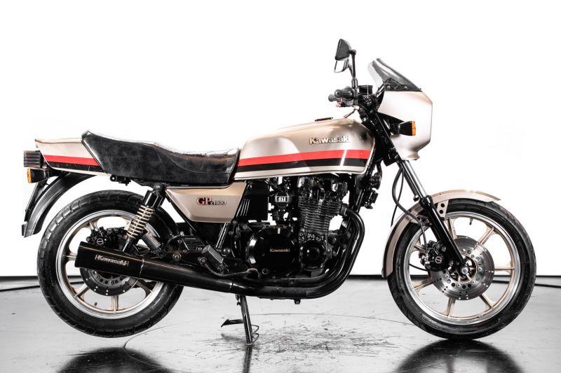 1983 Kawasaki GPZ 1100 83766