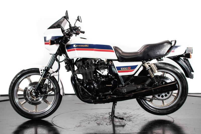 1985 Kawasaki 1000 Z1R 84989