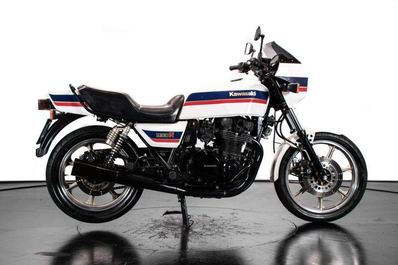 1985 Kawasaki 1000 Z1R 84991