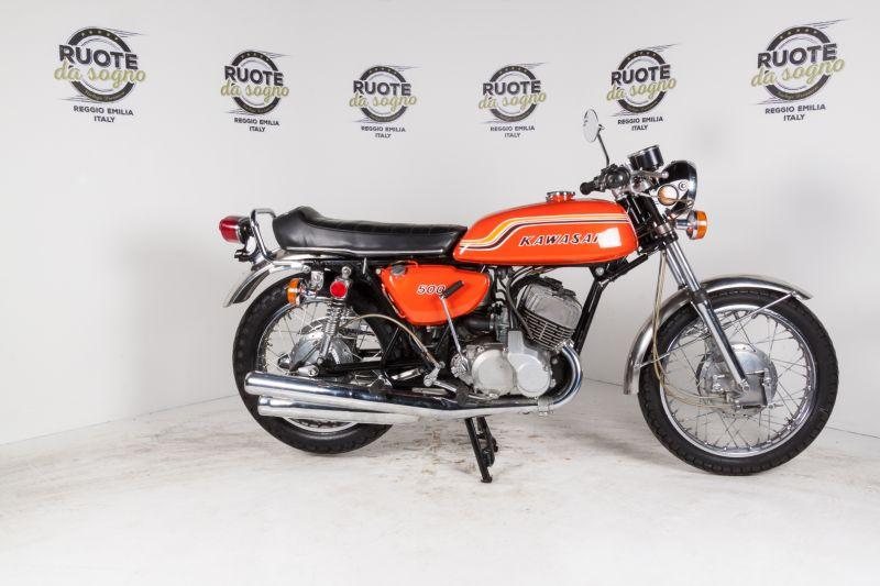 1972 Kawasaki H1C 500 Mach III 2733