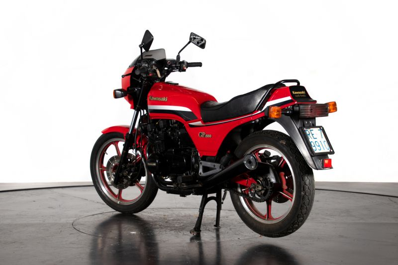 1983 Kawasaki KZ 550 46231