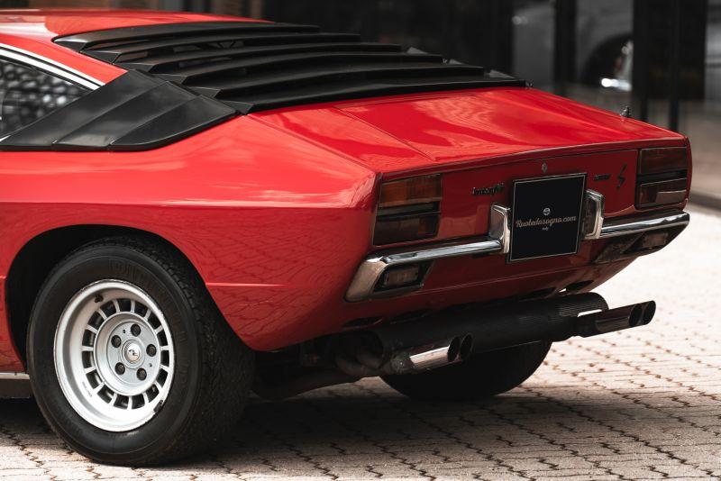1974 lamborghini Urraco P250S 84721