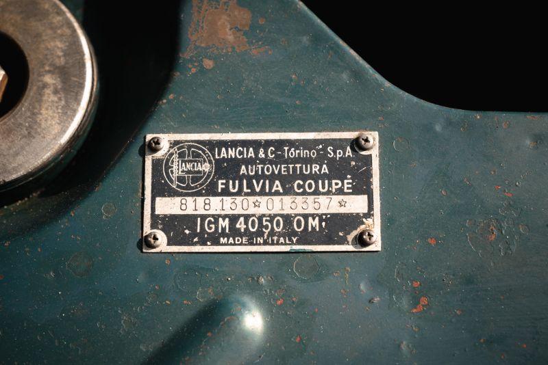 1966 Lancia Fulvia Coupé 1.2 66590