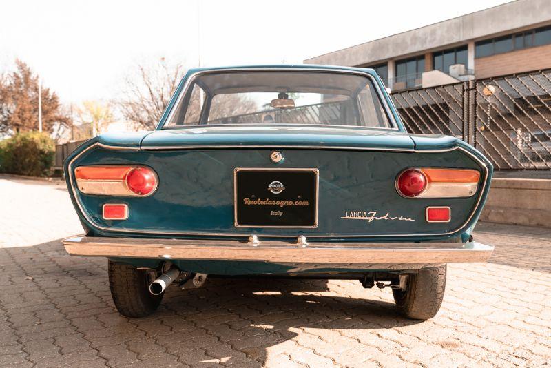 1966 Lancia Fulvia Coupé 1.2 66560