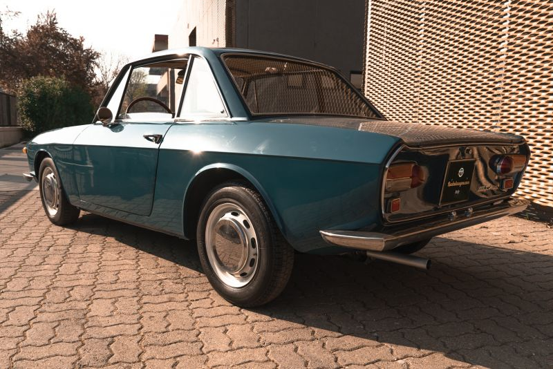 1966 Lancia Fulvia Coupé 1.2 66558