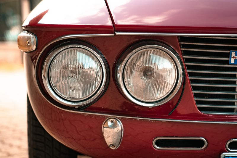 1968 Lancia Fulvia HF 1300 Rally 70677
