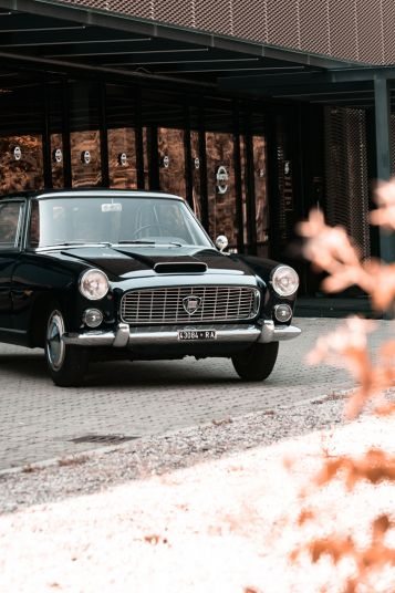 1960 Lancia Flaminia Coupé Pininfarina 2.5 76041