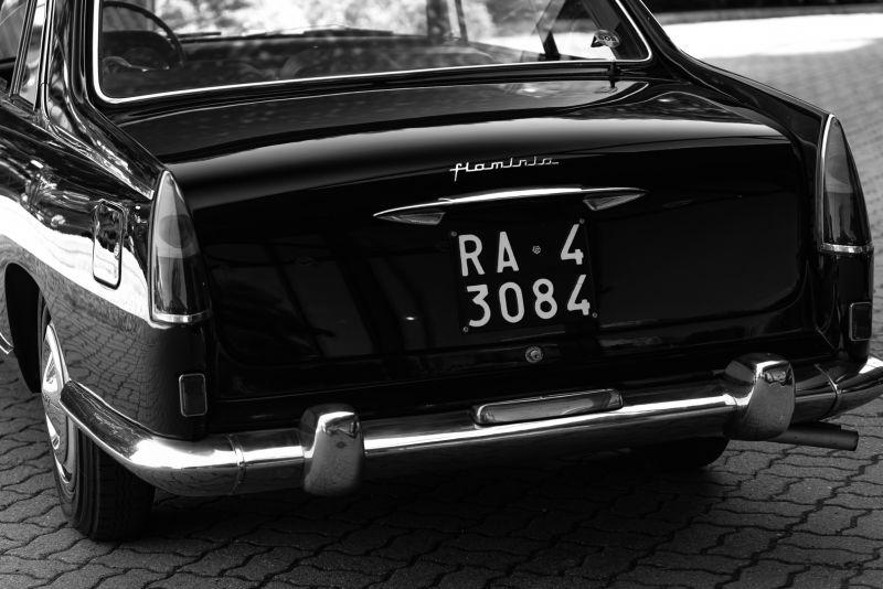 1960 Lancia Flaminia Coupé Pininfarina 2.5 76035