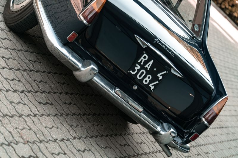 1960 Lancia Flaminia Coupé Pininfarina 2.5 76036